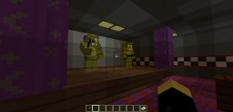Fredbears Dinner RP Map Minecraft Map & Project