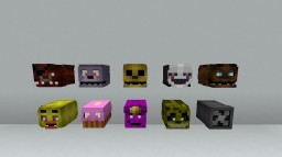 Fnaf skull list Minecraft Blog Post