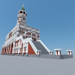 Sukharev tower Minecraft Project