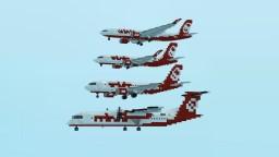 Farewell Air Berlin! Minecraft Project