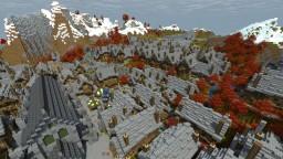 Transforming a Minecraft Village Minecraft Project