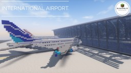 INTERNATIONAL AIRPORT - Buildopolys Minecraft