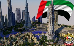 Dubai Minecraft Project