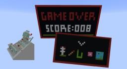 ordinateur fonctionnel avec 5 jeux Minecraft Map & Project