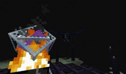 Enderdragon Spawnegg ONE COMMAND Minecraft Mod