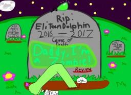 SSBM 2017: Eli Reviews Daddy, I'm a Zombie! Minecraft Blog
