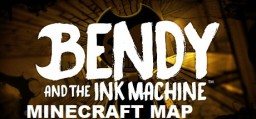 Bendy and the ink machine map |OUT NOW!!!!!| Minecraft Project