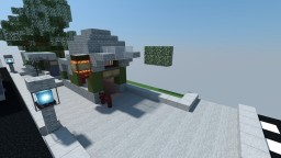 IRT Subway Kiosk - A [1:1] Model Minecraft Map & Project
