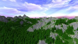 Mountains... Minecraft Project