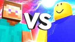 Minecraft VS ROBLOX Minecraft Blog Post