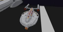 Star Trek Archer Class USS-Sagittarius Minecraft
