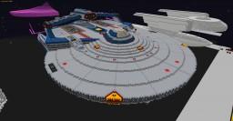 Miranda Class Starship Minecraft