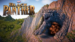 Marvel's Black Panther Minecraft Map & Project
