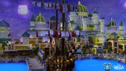Prise du port d'Acre ( mse 2017 ) Minecraft Map & Project