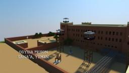 Ogygia Prison (Prison Break) Minecraft Project
