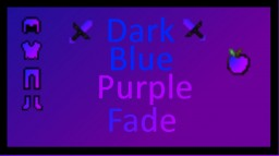 Dark blue purple fade 1.8 - 1.12.1 Minecraft Texture Pack