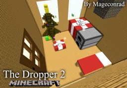 The Dropper 2 (its Christmas) Minecraft Project