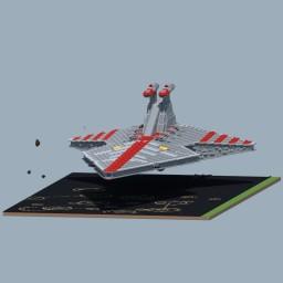 Venator Class Cruiser Minecraft