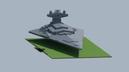 Imperial Star Destroyer Minecraft Project
