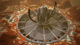 Gallifrey (DoctorWho) Minecraft Map & Project