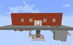 Redstone House 5.0 Minecraft Project