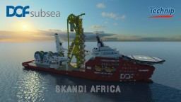 OSCV Skandi Africa Minecraft Project
