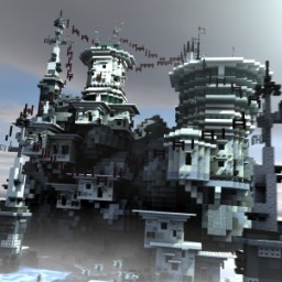Winter Fiction Minecraft Map & Project