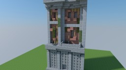 Basic Apartment Design Minecraft Project
