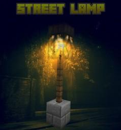 Street lamp Minecraft Map & Project