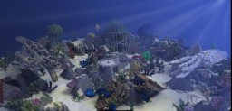 Coral Reef Survival Games Minecraft