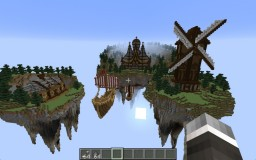 Viking Sky Islands Minecraft Map & Project
