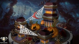 Halloween Projet By Buiilder81 and YT_Hunter Minecraft Map & Project