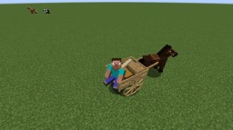 [1.12.2/1.11.2/1.10.2/1.7.10] Astikoor [Horse Carts] Minecraft Mod