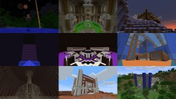 NoTime's Survival World Minecraft Map & Project