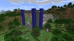 The Greenhouse Minecraft Map & Project