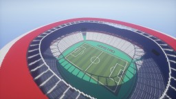 [MEGABUILD] Minecraft Football stadium (The Homstadium) Minecraft Map & Project
