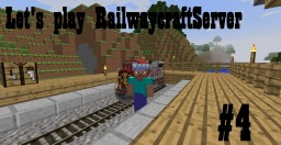 Tutorial -  How to make a Simple Railroad Crossing in Minecraft [Working 100% ] Minecraft Blog Post