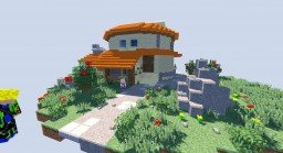 Naruto's house: Boruto Timeline Minecraft