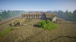 The Walking Dead Terminus [Season 4-5] Minecraft Project