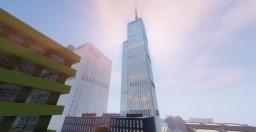 World Trade Center, Moore City Minecraft