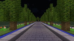 Walk of the Trees Minecraft Project