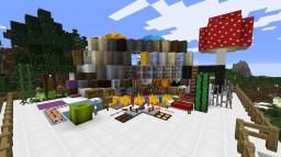 Rainbowie Texture Pack [1.12.x] Minecraft Texture Pack