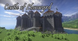 Castle of Llanwyrd Minecraft