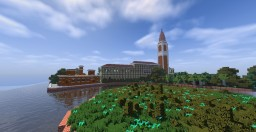 "Poveglia Island - ""The Happy, Haunted Island"" Minecraft Project"