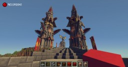 Grey Star Fortress/The Southern Kingdom Minecraft Project