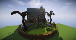 Halloween Build (Updated) Minecraft Map & Project