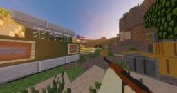 Okinawa - Nishibaru Village (by Exacto) Minecraft