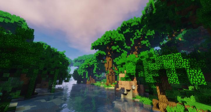 Biome - Jungle