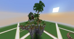 Schematic Big Island for Skyblock Minecraft