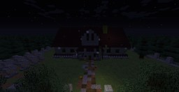 Helloween Geisterhaus Minecraft Map & Project